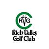 White/Red at Rich Valley Golf Club - Public Logo