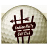 Indian Hills Golf Course - Private Logo