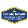 Pointe Royale Condominium Resort & Golf Course Logo
