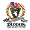 Deer Creek USA Golf and Event Center Logo