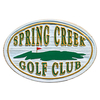 Spring Creek Golf Club Logo