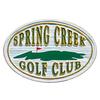 Spring Creek Golf Club Logo