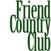 Friend Country Club - Semi-Private Logo