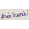 Minden Country Club - Semi-Private Logo