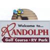 Randolph Golf Course - Public Logo