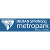Indian Springs Metropark Golf Course - Public Logo