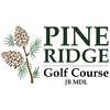 PineRidge Golf Course - Military Logo