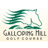 Eighteen Hole at Galloping Hill Golf Course - Public Logo