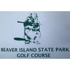 Beaver Island State Park Golf Course - Public Logo