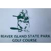 Beaver Island State Park Golf Course - Public Logo