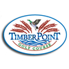 White/Red at Timber Point Country Club - Public Logo