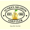 Green/Red at Sunken Meadow State Park Golf Course - Public Logo