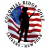 Colonial Ridge Golf Logo