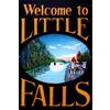 Little Falls Municipal Golf Course - Public Logo