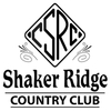 Shaker Ridge Country Club - Private Logo