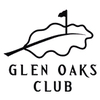 Blue/Red at Glen Oaks Club - Private Logo