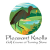 Pleasant Knolls Golf Course at Turning Stone Logo