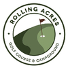 Rolling Acres Golf Course - Public Logo
