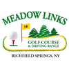 Meadow Links Golf Course - Public Logo