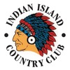 Indian Island Country Club - Public Logo