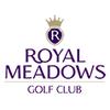 Royal Meadows Golf Course Logo