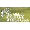 The Athletic and Golf Club of Maple Creek Logo