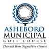 Asheboro Municipal Golf Course - Public Logo