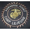 Gold at Paradise Point Golf Course - Military Logo