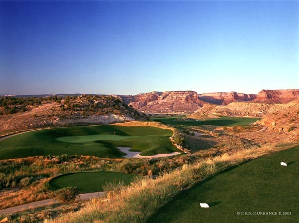 The golf club at redlands mesa grand junction for Bookcliff gardens grand junction colorado