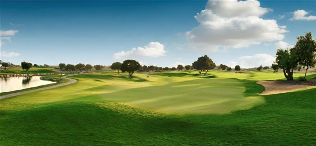 Caesarea Golf & Country Club, Israel