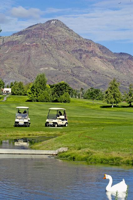 Hole 10 New Mexico Tech New Mexico Tech Golf Course