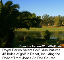 Royal Dar es Salam's Red Course - No. 9