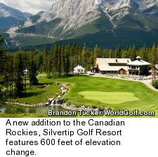 Silvertip Golf Resort