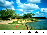 Casa de Campo Teeth of the Dog