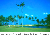 No. 4 at Dorado Beach East Course