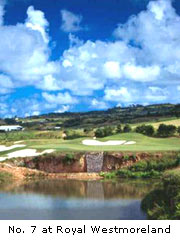 No. 7 at Royal Westmoreland