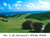 No. 1 at Jamaica's White Witch