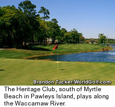 The Heritage Club Golf Course