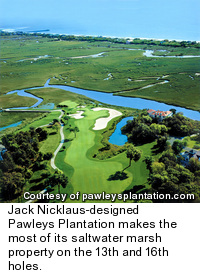 Pawleys Plantation Golf & Country Club - Hole 16