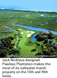 Pawleys Plantation Golf & Country Club - Hole 16