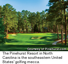 Pinehurst Resort - No. 1 Golf Course