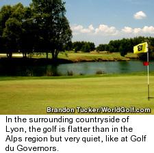 Golf du Governors Golf Course