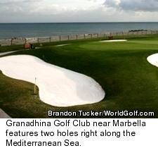 Granadhina Golf Club
