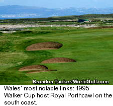 Royal Porthcawl Golf Course