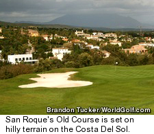 San Roque Old Courset