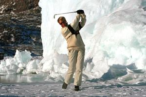 Greenland Golf - World Ice Golf Championship