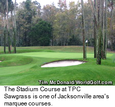 The Stadium Course at TPC Sawgrass