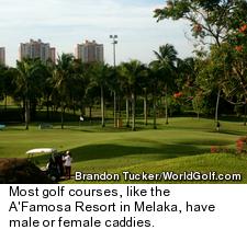 A'Famosa Resort in Malaysia