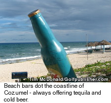 Cozumel - Beach Bars
