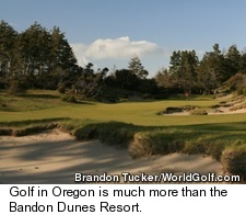 Bandon Trails Golf Course - No. 15